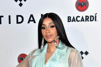 Cardi B Backs Boycott Of Hotel That Kicked Her Out