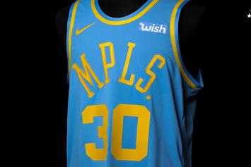 """Lakers Unveil Nike """"Classic"""" Jerseys To Be Worn This Season"""
