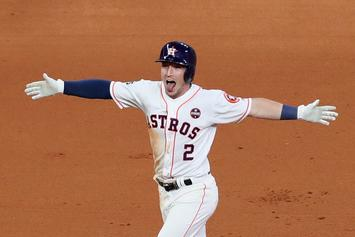 World Series Game 5 Ends In Dramatic Fashion: Twitter Reacts