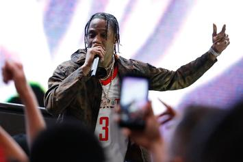 Travis Scott Sued By Fan Who Was Pushed Off Balcony At NYC Show