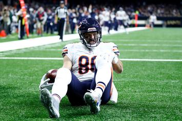 Chicago Bears Give Zach Miller Injury Update