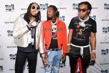 Migos Cut Interview Short After Offset Asked About Cardi B Engagement