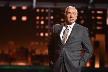 """Kevin Spacey's """"House Of Cards"""" Crew Members Detail Sexual Harassment"""