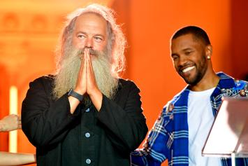 Frank Ocean Honors Rick Rubin At Spotify's Secret Genius Awards