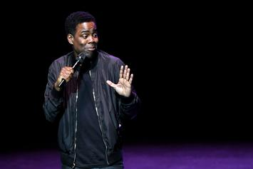 "Chris Rock Jokes He Won't Hire Women Because ""They Cry Rape"" For Money: Report"