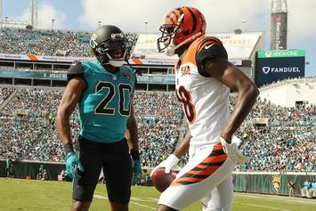 "Jaguars' Jalen Ramsey Trashes AJ Green: ""I Was Spitting Facts"""