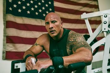 "Dwayne ""The Rock"" Johnson, Under Armour Launch USDNA Collection"