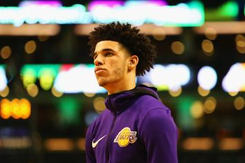 """Lonzo Ball On Shooting Struggles: """"It's In My Head To Be Honest"""""""