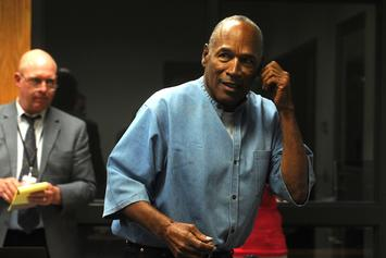 O.J. Simpson Reportedly Thrown Out Of Las Vegas Hotel, Banned For Life