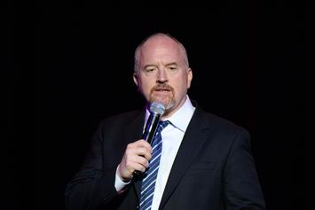 """Louis C.K. Dropped From HBO & """"I Love You Daddy"""" Film Premiere"""