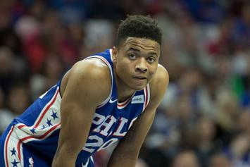 """Markelle Fultz Called Out For """"Liking"""" De'Aaron Fox's Game Winner Vs. Sixers"""