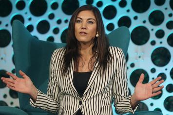 Women's Soccer Star Hope Solo Accuses Ex-FIFA Boss Of Sexual Assault