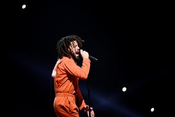"""J. Cole Says Colin Kaepernick Has The """"Biggest Balls"""" In Sports"""
