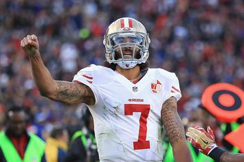 """Colin Kaepernick Says Meek Mill Is """"Victim Of Systematic Oppression"""""""