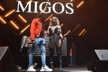 "Cardi B Says The World Is ""Not Ready"" For Her and Offset's Wedding"