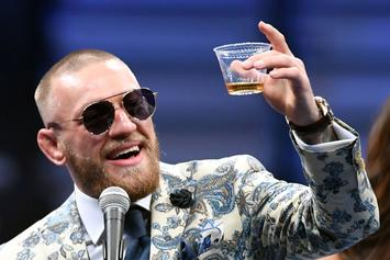 Conor McGregor Issues Apology For Antics At Bellator 187