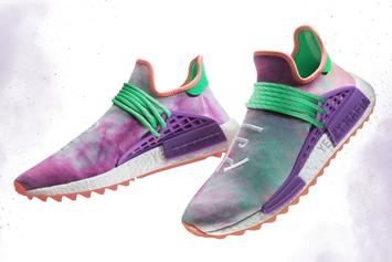 Pharrell x Adidas NMD HU Trail New Colorways Revealed For 2018