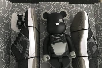 "Medicom Toy & Nike SB To Release ""BE@RBRICK"" Dunk Low Sneaker This Holiday"