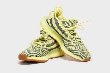 "Adidas Yeezy Boost 350 V2 ""Semi-Frozen Yellow"": Official Store List"