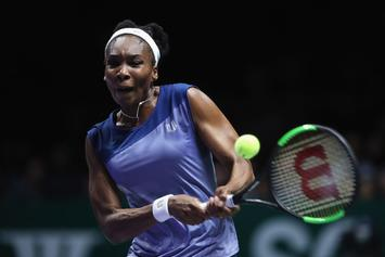 Venus Williams' Home Reportedly Burglarized During U.S. Open