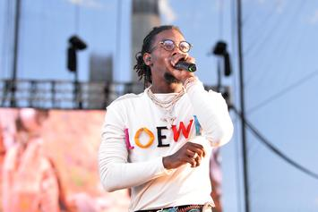 Migos' Offset Has Been Fathering Secret Love Child: Report