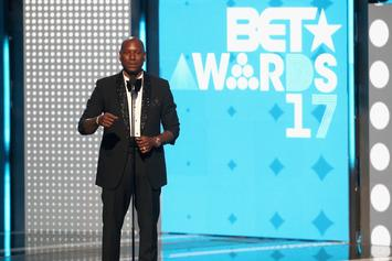 "Tyrese Gibson Cites A ""Sacrificial Lamb"" To Describe Court Battle With Ex-Wife"