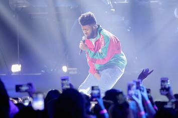 "Khalid Gets Groped By Fan, Calls Behavior ""Unacceptable"""