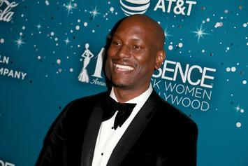 Tyrese Ordered To Not Use Corporal Punishment On Daughter By Judge