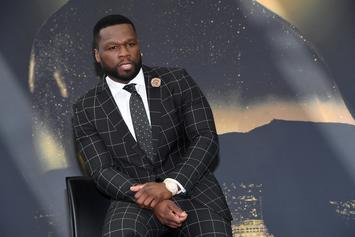 "50 Cent Accused Of Stealing Beat For Upcoming Gucci Mane Collab, ""On Something"""