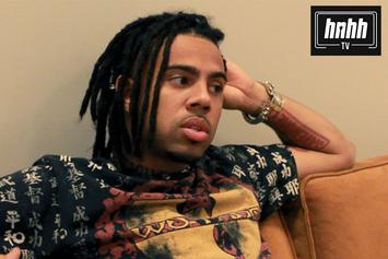 Vic Mensa Condemns Pill Popping, Speaks On Lil Peep's Death