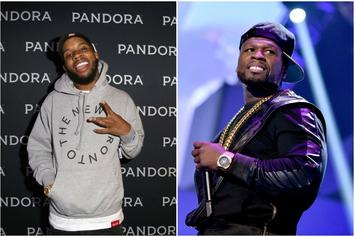 """Tory Lanez and 50 Cent Are """"Working On Something"""""""