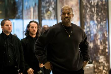 Kanye West Spotted In New Yeezy Boost Colorway