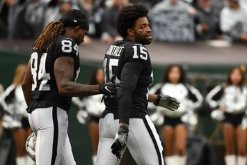 Michael Crabtree, Aqib Talib Suspensions Announced
