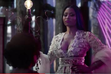 Nicki Minaj & Jesse Williams Play Magical Fairies For H&M's Holiday Campaign
