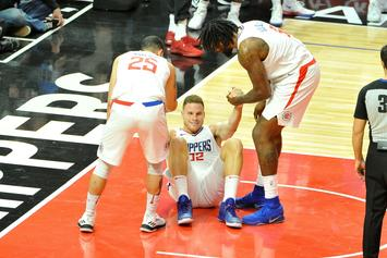 Blake Griffin Could Miss Months After Suffering MCL Injury