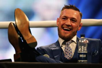 Conor McGregor Rumored To Be In Trouble With Irish Mafia