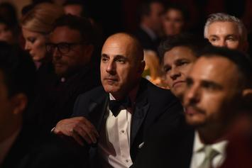 """Matt Lauer Issues Apology After Sexual Misconduct Allegations: """"I Am Truly Sorry"""""""