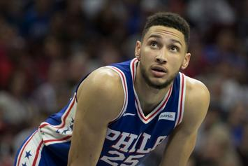Ben Simmons Sets NBA Free Throw Record