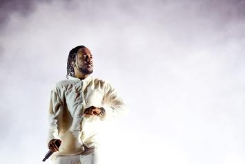 "Kendrick Lamar's ""Element"" Video Turned Into Art Exhibition"