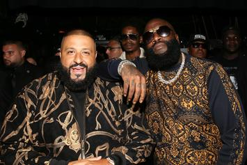 Rick Ross' New Line Of Luxury Hair & Beard Care Items Will Soon Hit Stores