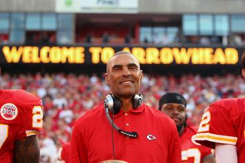 ESPN's Herm Edwards Hired As Arizona State's Head Football Coach