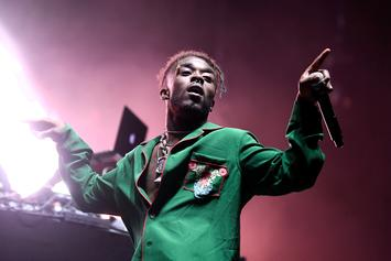 "Lil Uzi Vert Has ""A Very Uzi Christmas"" Tour Planned"