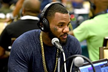 The Game Defends Lavar Ball In Pulling LiAngelo Ball Out Of UCLA