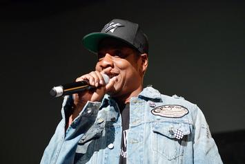 "Jay Z & Jaz-O Reunite At ""4:44"" Show In Chicago"