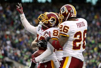 Clinton Portis, Santana Moss Admit To Sipping Hennessy Before Games