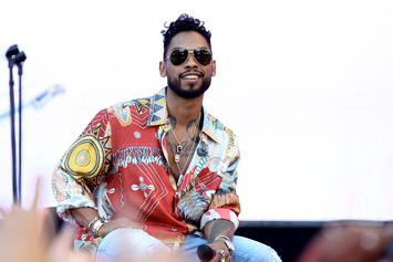 "Miguel & Travis Scott Hit Jimmy Kimmel Live For ""Sky Walker"" Performance"