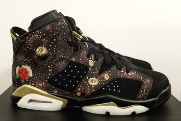 """""""Chinese New Year"""" Air Jordan 6 To Release In January"""