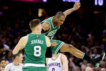 "Al Horford Says The Celtics Will Be ""Scary"" When Gordon Hayward Is Back"