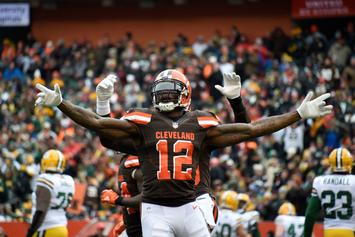 Josh Gordon Says Packers DB Couldn't Hold His Jockstrap: Randall Responds