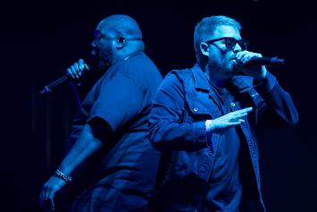"""El-P Teases """"Filthy, Dirty, Dusty"""" New Run The Jewels Album"""